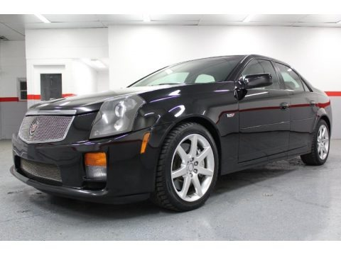 2004 cadillac cts v series data info and specs. Black Bedroom Furniture Sets. Home Design Ideas