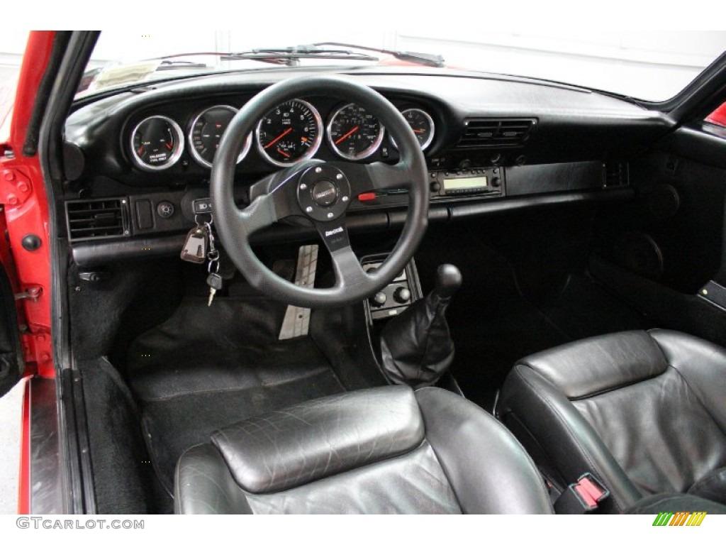 Black Interior 1988 Porsche 930 Turbo Photo 57905029 Gtcarlot Com
