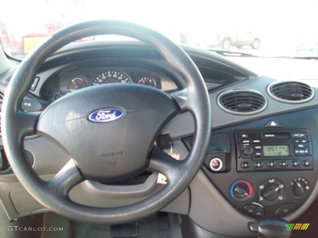 2002 ford focus lx sedan dashboard photos. Black Bedroom Furniture Sets. Home Design Ideas