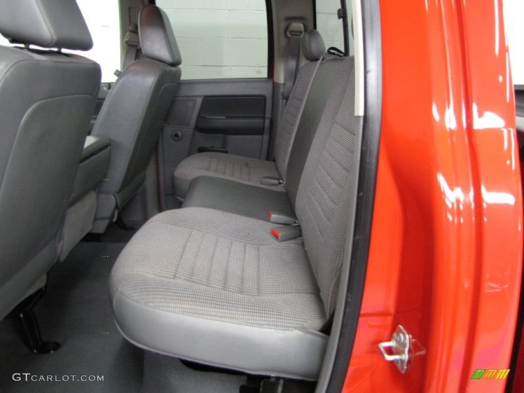 2008 Dodge Ram 1500 Trx4 Quad Cab 4x4 Interior Color Photos