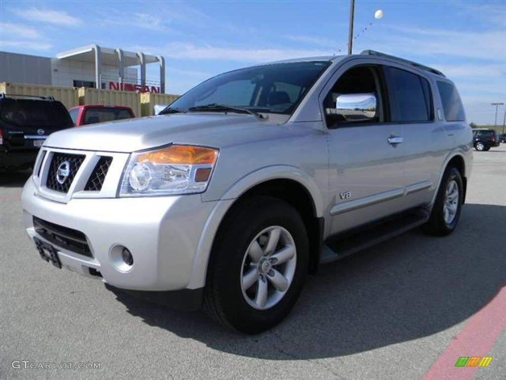 2009 silver lightning metallic nissan armada se 57873447 photo silver lightning metallic nissan armada vanachro Images