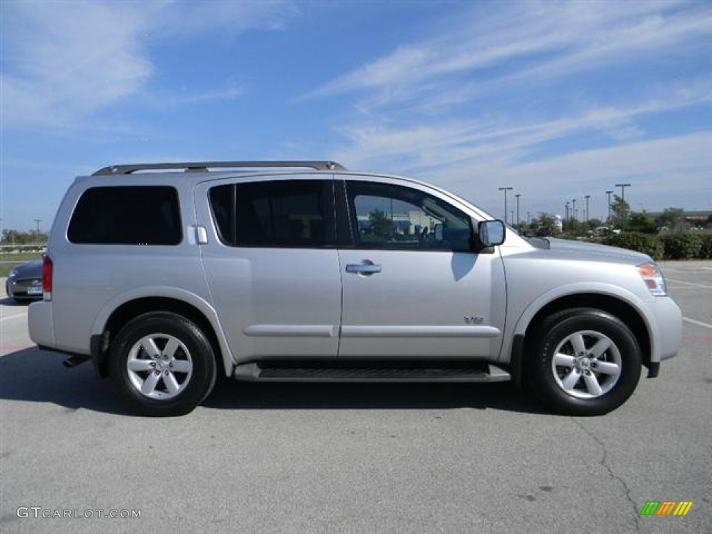 2009 silver lightning metallic nissan armada se 57873447 photo 4 2009 armada se silver lightning metallic charcoal photo 4 vanachro Images