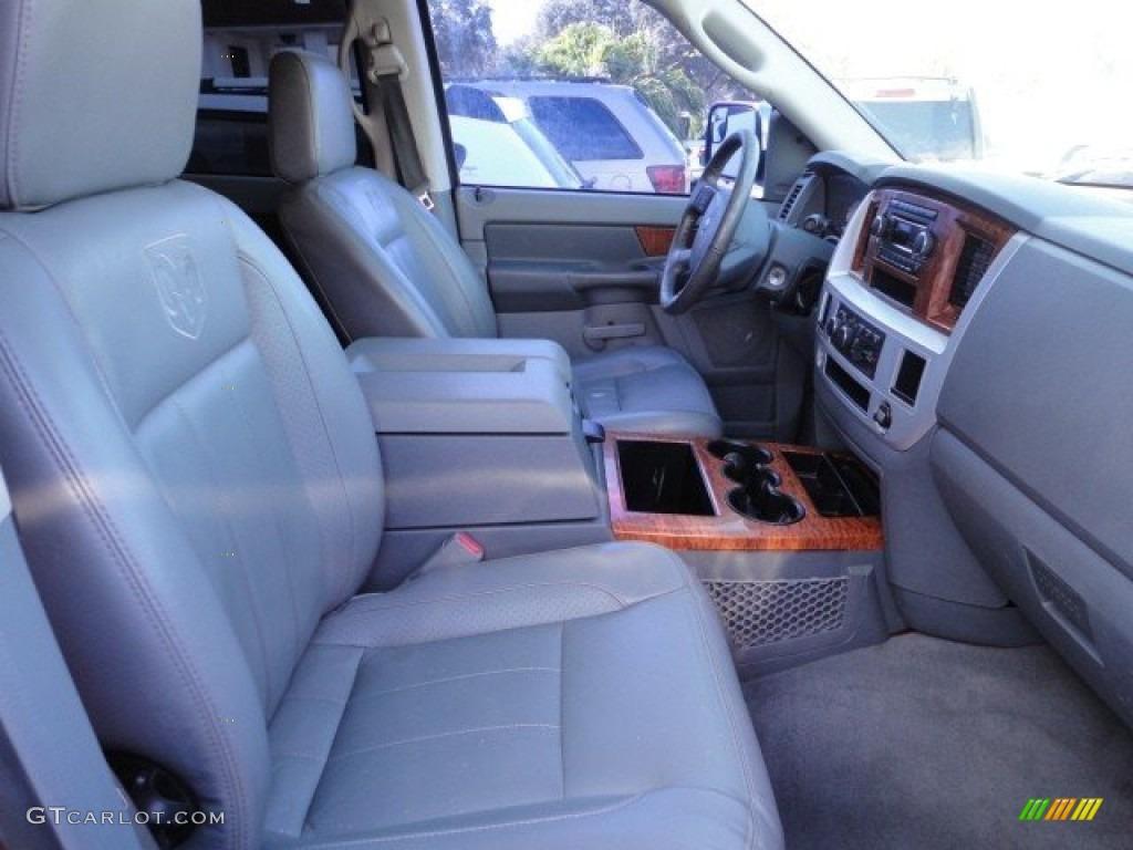 2006 dodge ram 3500 laramie quad cab dually interior photo 57923890