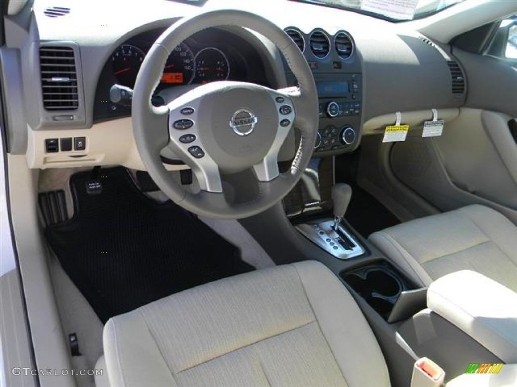 Blonde Interior 2012 Nissan Altima 2 5 S Photo 57934780