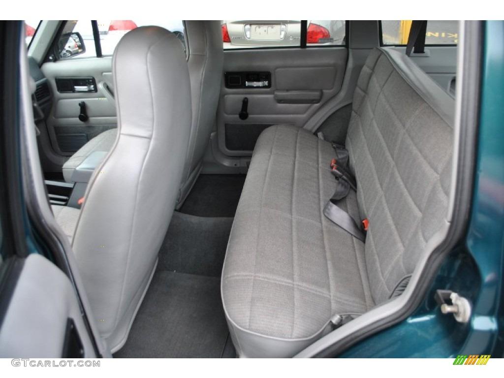 Tan Interior 1996 Jeep Cherokee Sport 4wd Photo 57936369