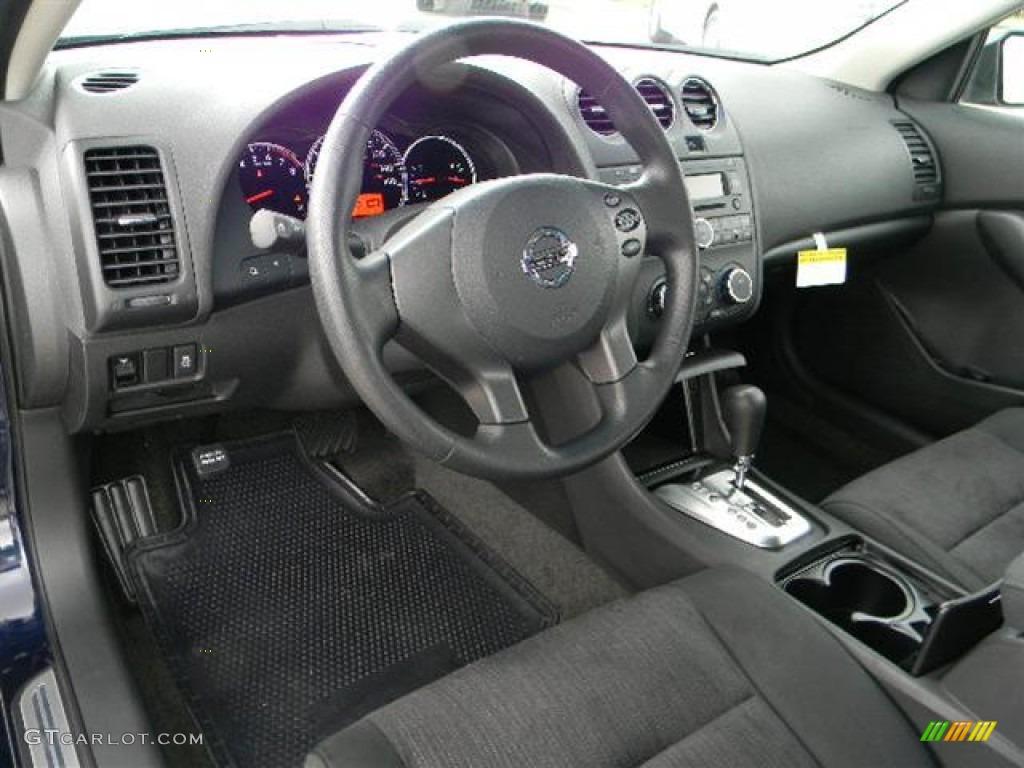 Charcoal Interior 2012 Nissan Altima 2.5 S Photo #57936513 ...
