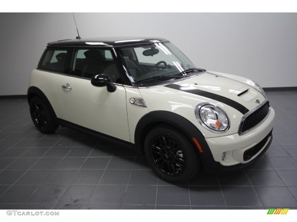 2012 pepper white mini cooper s hardtop 57875326 car color galleries. Black Bedroom Furniture Sets. Home Design Ideas
