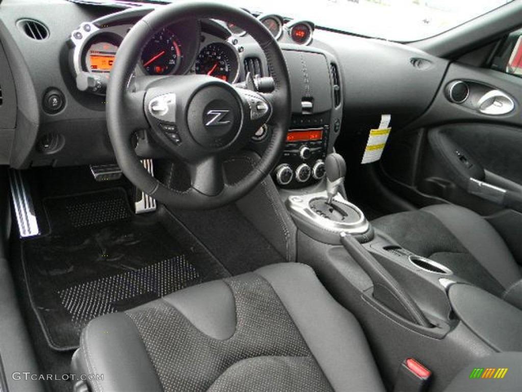 2012 Nissan 370z Touring Coupe Interior Photo 57940530 Gtcarlot Com