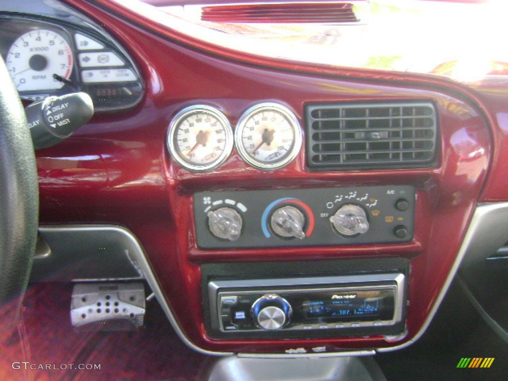 1999 Chevrolet Cavalier Z24 Coupe Custom Dashboard Photo 57945771