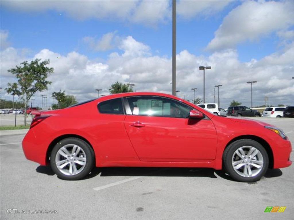 2012 red alert nissan altima 2 5 s coupe 57873244 photo 3 car color galleries. Black Bedroom Furniture Sets. Home Design Ideas