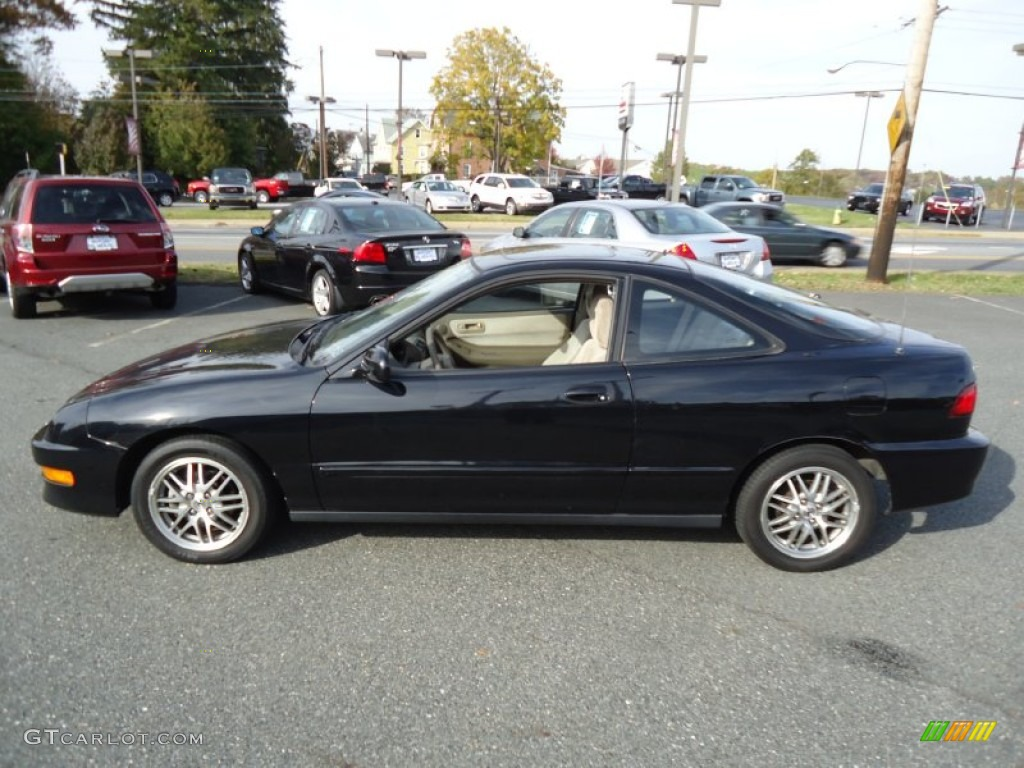 2001 Acura Integra Ls >> Nighthawk Black Pearl 2001 Acura Integra Ls Coupe Exterior Photo