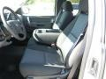 2012 Silver Ice Metallic Chevrolet Silverado 1500 LS Extended Cab  photo #11
