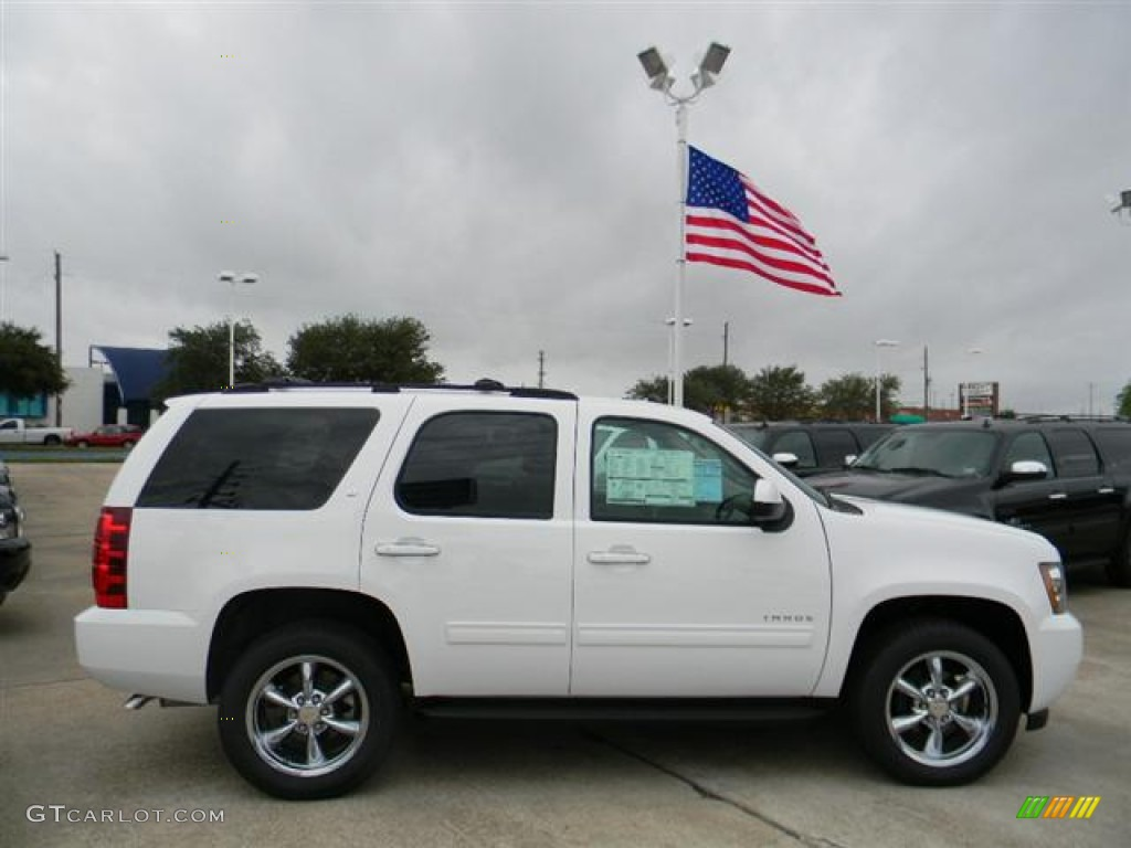 2014 Chevy Tahoe >> Summit White 2012 Chevrolet Tahoe LT Exterior Photo #57967840 | GTCarLot.com