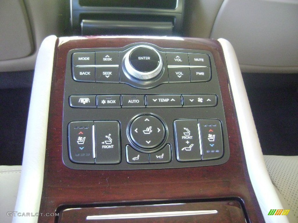 2011 Hyundai Equus Ultimate Controls Photo 57970259 Gtcarlot Com