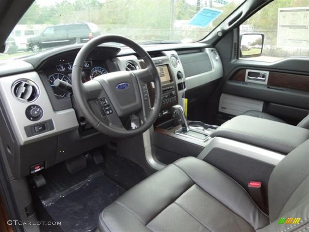 2012 Ford F150 Lariat Supercrew Interior Photo 57976544