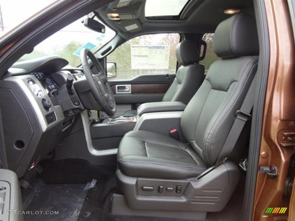 2012 Ford F150 Lariat Supercrew Interior Photo 57976553