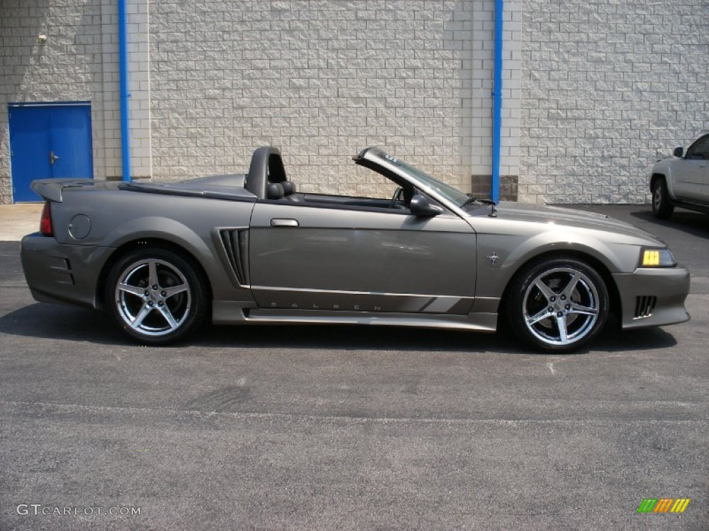 2001 ford mustang saleen s281 supercharged convertible. Black Bedroom Furniture Sets. Home Design Ideas