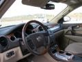 Cocoa/Cashmere Dashboard Photo for 2009 Buick Enclave #58019621