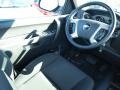2011 Mocha Steel Metallic Chevrolet Silverado 1500 LT Extended Cab 4x4  photo #11