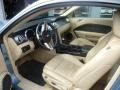 2007 Windveil Blue Metallic Ford Mustang V6 Premium Coupe  photo #20
