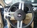 2007 Windveil Blue Metallic Ford Mustang V6 Premium Coupe  photo #22