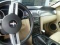 2007 Windveil Blue Metallic Ford Mustang V6 Premium Coupe  photo #24