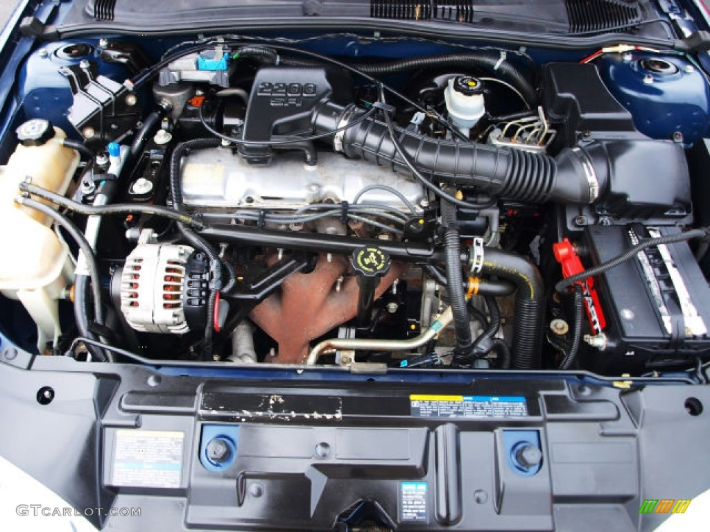 2002 chevrolet cavalier ls coupe engine photos gtcarlot com gtcarlot com