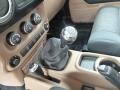 2011 Natural Green Pearl Jeep Wrangler Sahara 4x4  photo #20