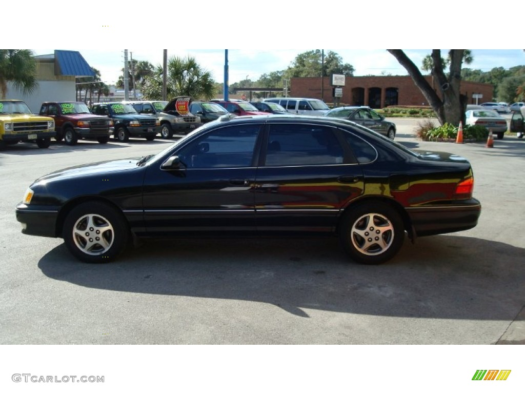 1999 black toyota avalon xls 57969736 photo 4 gtcarlot com car color galleries gtcarlot com