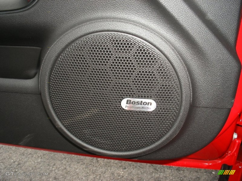 2010 Chevrolet Camaro Ss Rs Coupe Boston Premium Audio