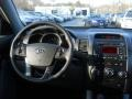 2011 Spicy Red Kia Sorento LX  photo #4