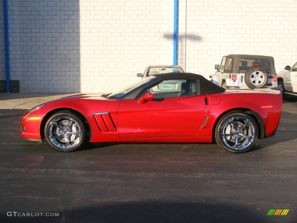 2012 crystal red metallic tintcoat chevrolet corvette grand sport convertible 57873838. Black Bedroom Furniture Sets. Home Design Ideas