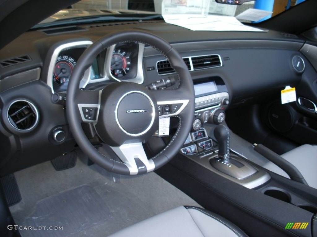2011 chevrolet camaro ss convertible interior photo. Black Bedroom Furniture Sets. Home Design Ideas