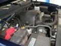 2011 Imperial Blue Metallic Chevrolet Silverado 1500 LT Crew Cab 4x4  photo #50