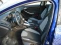 2012 Sonic Blue Metallic Ford Focus SE Sport Sedan  photo #11