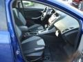 2012 Sonic Blue Metallic Ford Focus SE Sport Sedan  photo #16