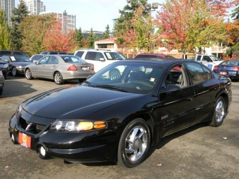2000 pontiac bonneville ssei data info and specs. Black Bedroom Furniture Sets. Home Design Ideas
