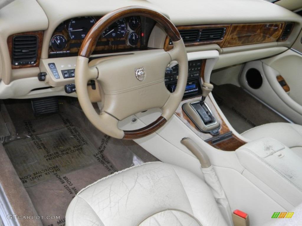 1995 Jaguar Xj Vanden Plas Interior Photo 58063459