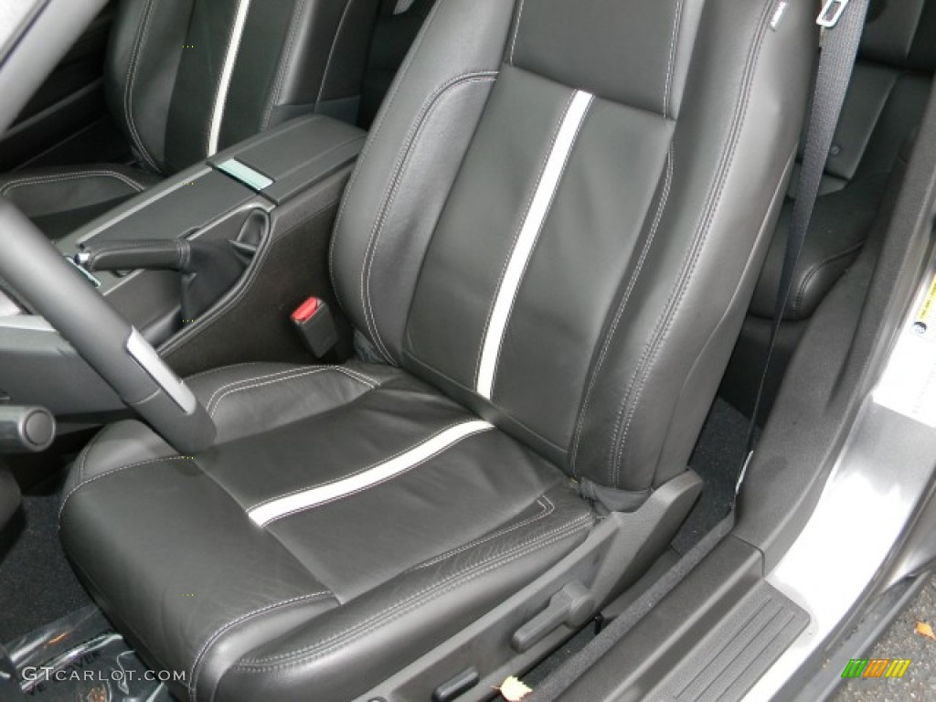 2010 sterling grey metallic ford mustang gt premium coupe 57873782 photo 8. Black Bedroom Furniture Sets. Home Design Ideas