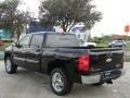 2012 Black Chevrolet Silverado 1500 LT Crew Cab  photo #7