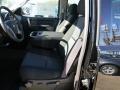 2012 Black Chevrolet Silverado 1500 LT Crew Cab  photo #11