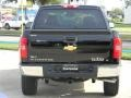 2012 Black Chevrolet Silverado 1500 LT Crew Cab  photo #6