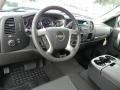 2012 Silver Ice Metallic Chevrolet Silverado 1500 LT Crew Cab  photo #12