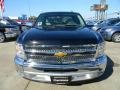 2012 Black Chevrolet Silverado 1500 LT Crew Cab  photo #2