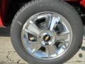 2012 Victory Red Chevrolet Silverado 1500 LT Crew Cab  photo #9