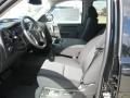 2012 Black Chevrolet Silverado 1500 LT Crew Cab 4x4  photo #10