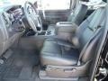 Ebony 2012 Chevrolet Silverado 3500HD Interiors