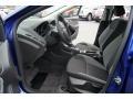2012 Sonic Blue Metallic Ford Focus S Sedan  photo #10