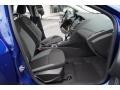 2012 Sonic Blue Metallic Ford Focus S Sedan  photo #13