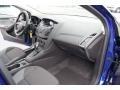 2012 Sonic Blue Metallic Ford Focus S Sedan  photo #14